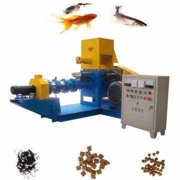 Industrial Dairy Food Fruit Meat Snack Animal Pet Fish Feed Processing Instant Noodle Making Machine Ce