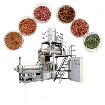 200kg Per Hour Fish Feed Processing Line Machine, Dog Shape Pet Food Extruder as Extrusion Pellet Machine, One of Main Fish Farm Feed Equipment