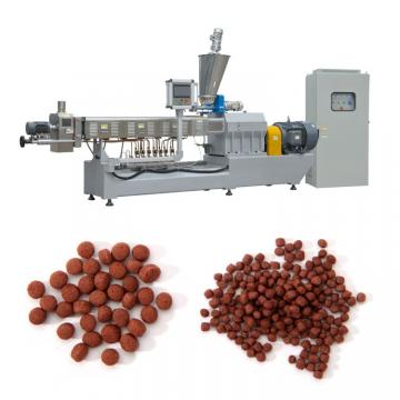 3-5t/H Sinking/Floating Fish Feed Pellet Production Line