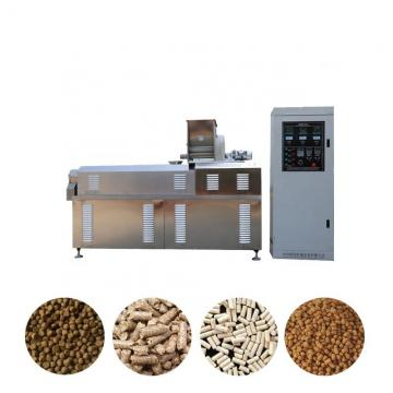 Tilapia Feed Floating Fish Feed Pellet Making Machine Extruder