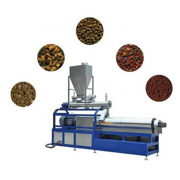 Strongwin Full-automatic small scale mini floating fish feed pellet machine line
