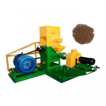 2020 Hot Selling Small Scale Fish Food Machine Floating Fish Feed Production Plant